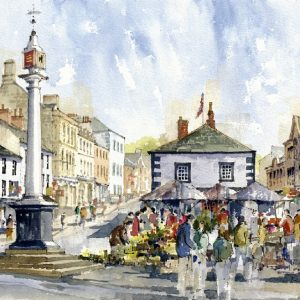 Market place Appleby (M)