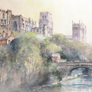 Durham Cathedral & Castle (L)