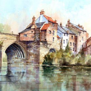Elvet Bridge Durham (L)