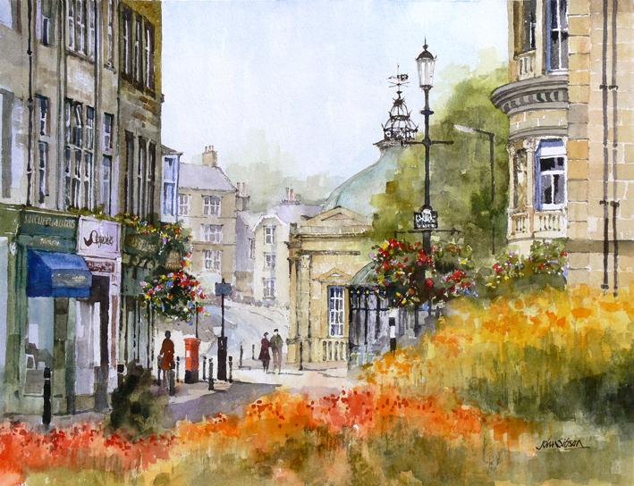Harrogate Watercolours John Sibson