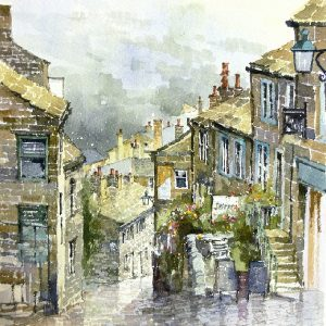 Rain at Haworth (M)