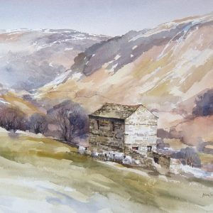Last snow Swaledale