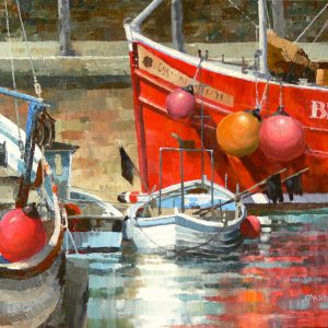 Red Boat Maryport