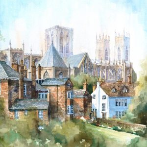 York Minster (L)