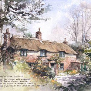 deweys cottage (L) Tess of the D'Urbervilles locationer