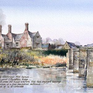 wellbridge (L) Tess of the D'Urbervilles location